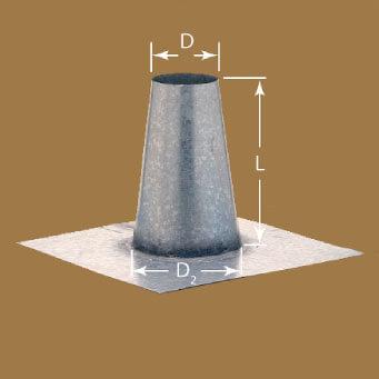 Low Pressure Air Intake Hoods & Roof Jacks