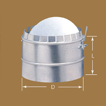 Low Pressure Starting Collars with damper